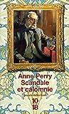 Scandale et calomnie: 7 (Grands détectives) (French Edition)