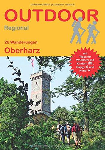 Oberharz (26 Wanderungen) (Outdoor Regional)