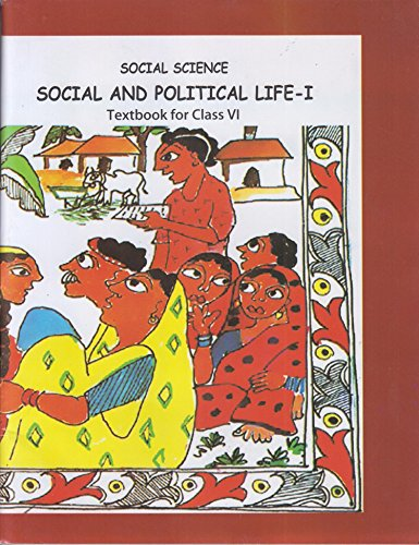 Social and Political Life Part – 1 Textbook in Social Science for Class – 6  – 658 61VQrJScXHL