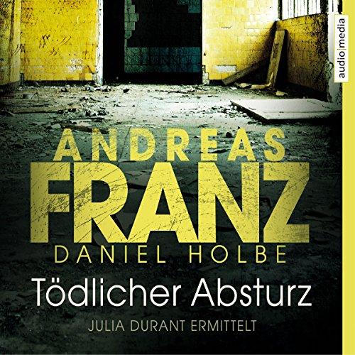 Buchseite und Rezensionen zu 'Tödlicher Absturz (Julia Durant 13)' von Andreas Franz