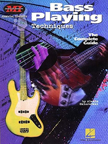 Alexis Sklarevski: Bass Playing Techniques (Musicians Institute: Essential Concepts)