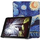 Best Cas Cases batterie étoiles - Aidinar Coque Acer Chromebook Tab 10, PU Cuir Review