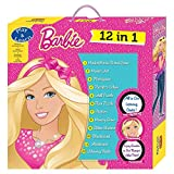 Barbie 12 in 1, Multi Color