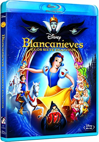 Blancanieves y los Siete Enanitos [Blu-ray] [Region Free]