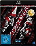 Coriolanus (Prädikat:Besonders Wertvoll) [Blu-ray]