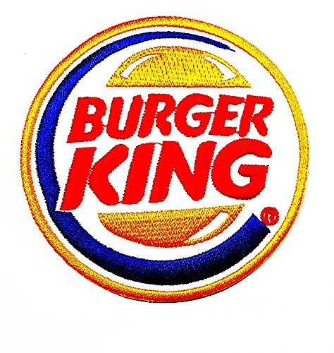 burger-king-words-funny-patch-embroidered-iron-on-hat-jacket-hoodie-backpack-ideal-for-gift-8cmw-x-8