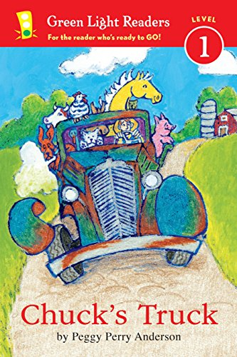 Chuck's Truck (Green Light Readers Level 1) (English Edition)