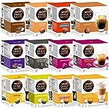 Nescafé Dolce Gusto Set Todo Incluido, Café, Cápsulas de Café, 12 Paquetes, 192 Cápsulas