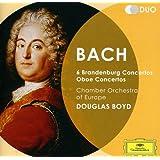 Brandenburgische Konzerte,3 Konzerte Fr Oboe Bwv