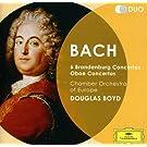 Bach, J.S.: 6 Brandenburg Concertos; Oboe Concertos