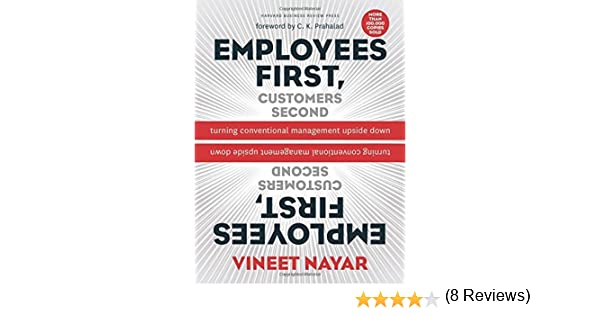 Amazon employees first customers second turning amazon employees first customers second turning conventional management upside down by vineet nayar 2010 06 08 vineet nayar livres fandeluxe Images