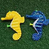 Keyi le Zum Spass Kreative Kinder Badewanne Badezimmer Seepferdchen Stil Bad Spielzeug Interaktive Spielzeug Sommer Spielzeug