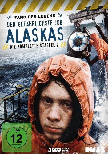 Fang des Lebens - Der gefährlichste Job Alaskas: Staffel 2 (3 DVDs)