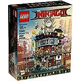 Lego Ninjago Movie - Ninjago City - limitiertes Set 70620 - 4867 TEILE !