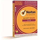 NORTON SECURITY 1 plus 1(2 DIVICES) ARABIC AND ENGLISH