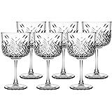 Pasabahce Timeless Pack 4 wijnglazen Gin & Tonic CL 55, 4 stuks