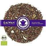 """N° 1294: Tè rosso Rooibos biologique in foglie """"Rooibos Arancia-Menta"""" - 1 kg - GAIWAN® GERMANY - tè verde menta, tè in foglie, tè bio, rooibos, menta piperita, arancia, 1000 g"""