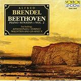 Beethoven: Piano Sonatas, Vol. 2 (Nos. 16-19, 21-23, 26) (Brendel)