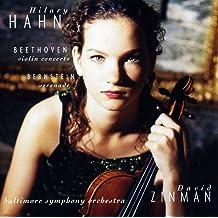 Beethoven: Violin Concerto / Bernstein: Serenade