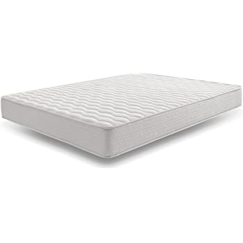 NATURALEX Matelas Optisoft - Matelas viscoelastique en Mousse Blue Latex + mémoire de Forme THERMOSOFT à 7 Zones DE Confort, Hauteur 18 cm (160x200 Ferme)