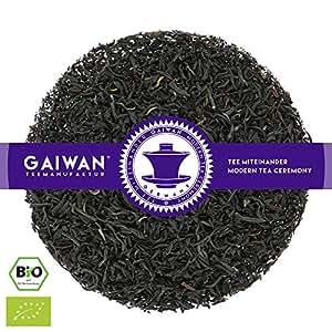 Ping Suey - Bio Schwarzer Tee lose Nr. 1107 von GAIWAN, 1 kg