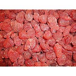 Getrocknete Erdbeeren mit Zucker 500g