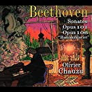 Sonates pour piano n°28 & 29 hammerklavier