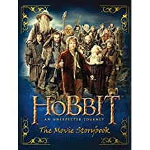 Movie Storybook (The Hobbit: An Unexpected Journey) (Hobbit 1 Film Tie in)