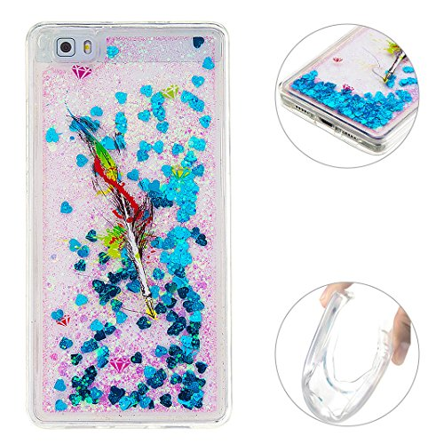 huawei-p8-lite-cover-tpu-moon-mood-p8-lite-bumper-custodia-in-policarbonato-soft-tpu-case-transparen