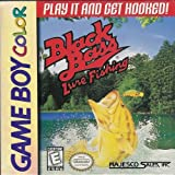 Black bass lure fishing - gameboy color - US