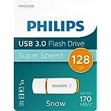 Philips Neige USB 3.0128Go Flash Drive–Marron