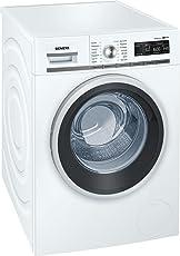 Siemens iQ700 WM16W540 iSensoric Premium-Waschmaschine / A+++ / 1600 UpM / 8kg / Automatische Fleckenentfernung / Schnellwaschprogramm / Nachlegefunktion