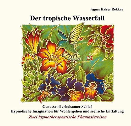 Der tropische Wasserfall: Zwei hypnotherapeutische Phantasiereisen Wasserfall Meditation