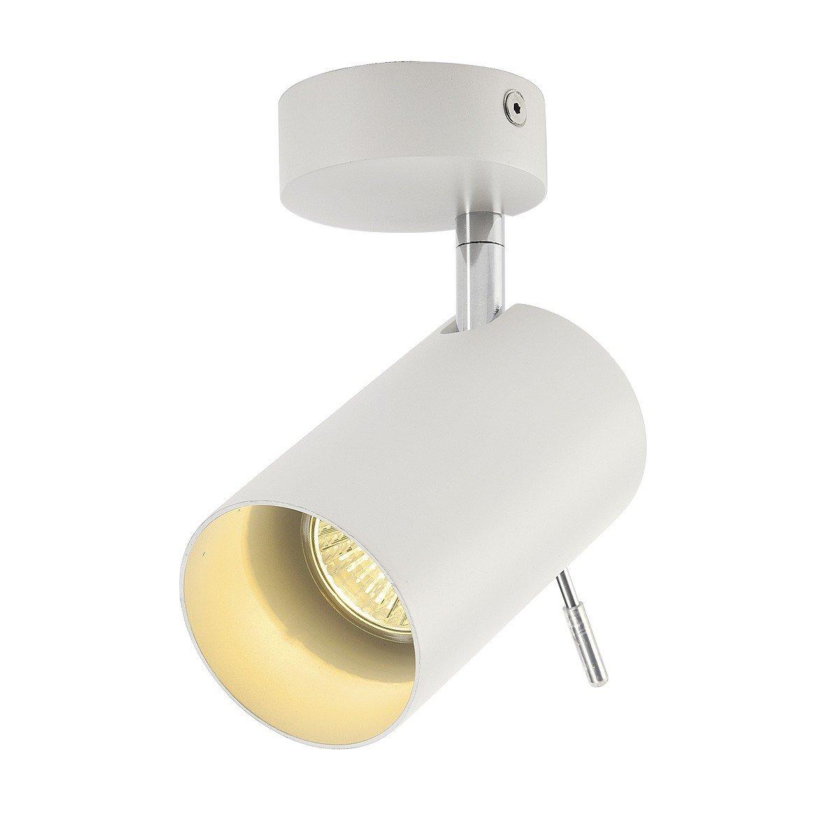 Slv asto tube i wall and ceiling light amazon lighting aloadofball Choice Image