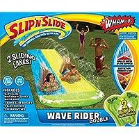 Slip 'N Slide 830104 - Pista deslizante de dos calles