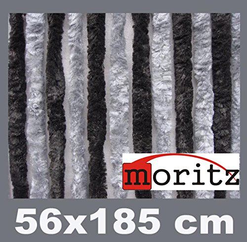 Moritz® tenda/zanzariera in ciniglia, 56x 185cm, 14corde