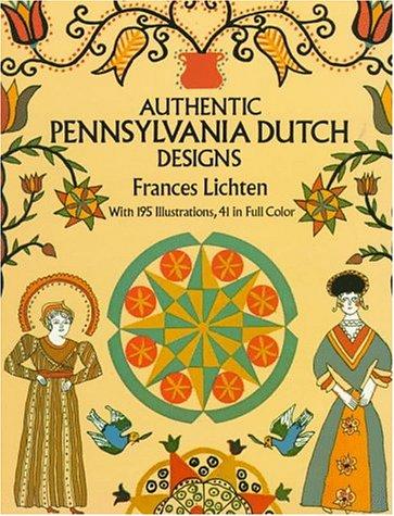 Authentic Pennsylvania Dutch Designs Pennsylvania Dutch Design