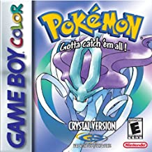 GameBoy Color - Pokemon Kristall Edition / Crystal Version