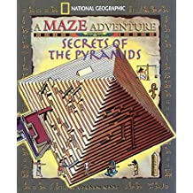 Secrets of the Pyramids: National Geographic Maze Adventures (Maze Adventures (Paperback))