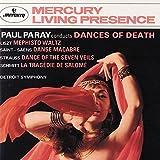 """Paul PARAY dirige F. SCHMITT : La Tragédie de Salomé op. 50 / SAINT SAENS : Danse Macabre / LISZT : Mephisto Waltz / R. STRAUSS : Danse des 7 voiles de """"Salomé"""" etc"""