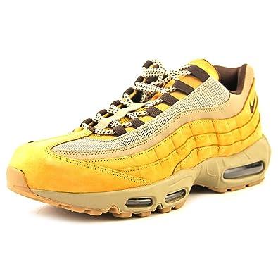 unique design official photos sale online Nike Men's Air Max 95 PRM Competition Running Shoes: Amazon ...