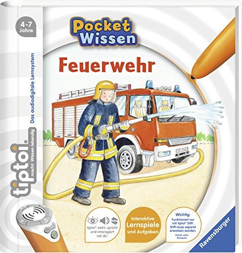Buchcover tiptoi® Feuerwehr (tiptoi® Pocket Wissen)