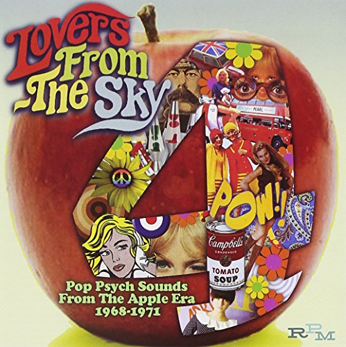 Lovers From The Sky - Pop Psych Sounds From The Apple Era 1967-1969