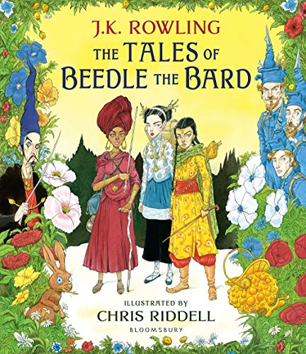 The Tales Of Beedle The Bard Illustrated Edition por J. K. Rowling