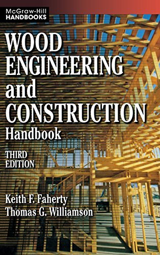 Wood Engineering and Construction Handbook by Keith Faherty (1998-12-21)
