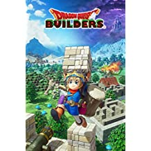 "CGC Huge Poster GLOSSY FINISH - Dragon Quest Builders PS4 PS3 Vita - EXT513 (16"" x 24"" (41cm x 61cm))"