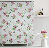 #2: Home Candy Glory PEVA Shower Curtain - 70