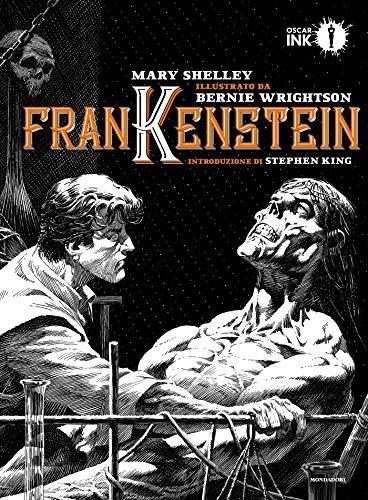 Frankenstein: illustrato da Bernie Wrightson (Italian Edition)