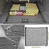 Universal Elastic Auto Cargo Net Aufbewahrung Organizer Kofferraum Net Fixpunkten Sicherheit 70 x 70 cm