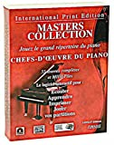 Chefs-d'oeuvres du piano Masters Collection
